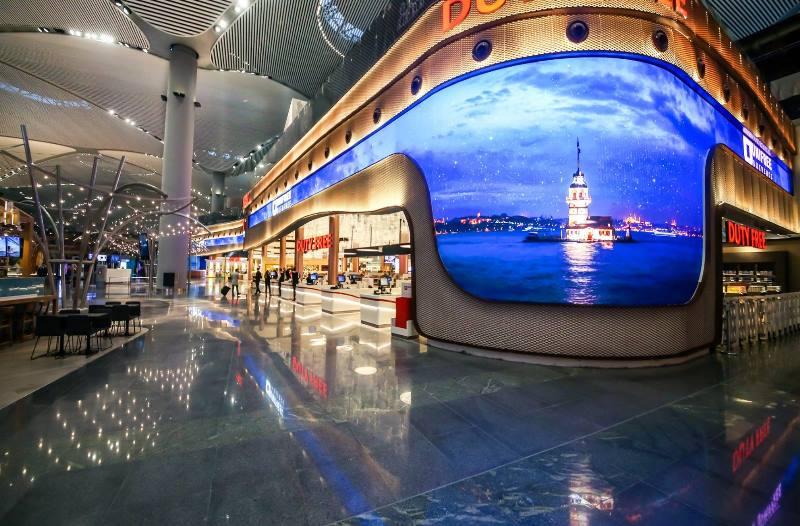 Аэропорт может оказаться третьим на планете