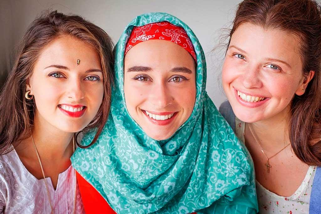 мои подруги турецкие