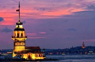 Добраться возможно с обеих частей Стамбула