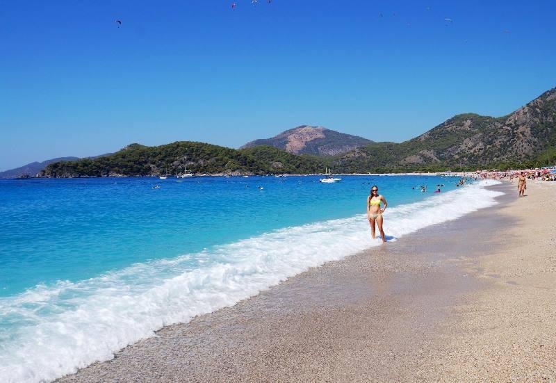Пляж бесплатный