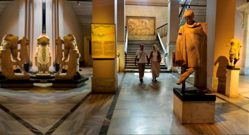 Музей развивался в разных направлениях