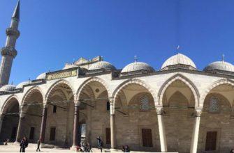 храмы стамбула