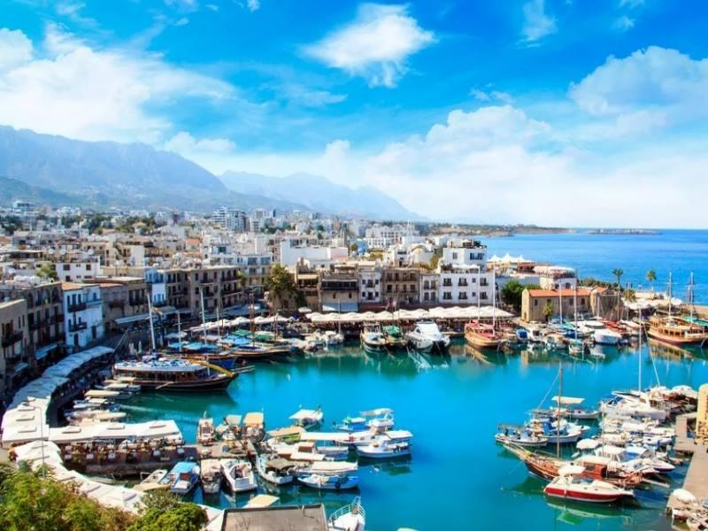 Прямых рейсов на Северный Кипр нет