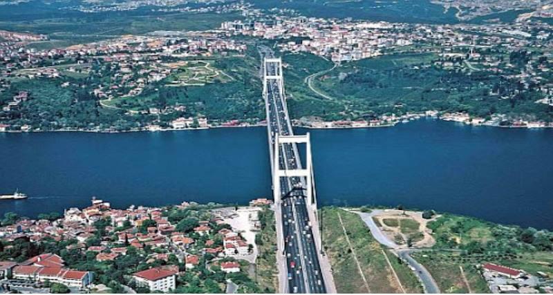 длинный мост в турции