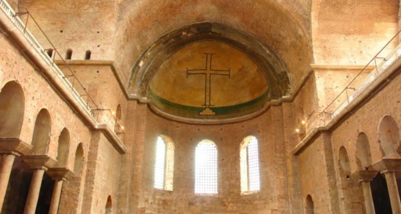 Что посмотреть в Церкви Святой Ирины