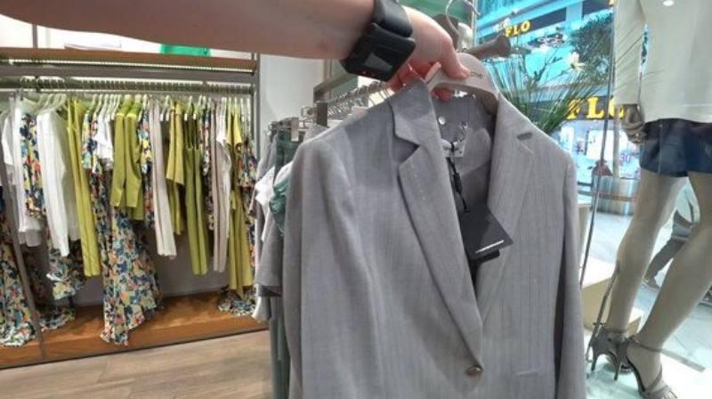 одежда в ТЦ