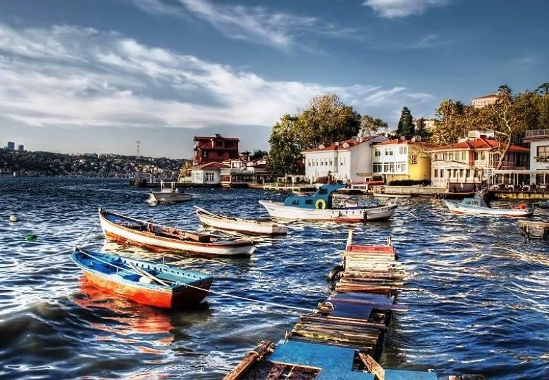 Варианты туров по Босфору