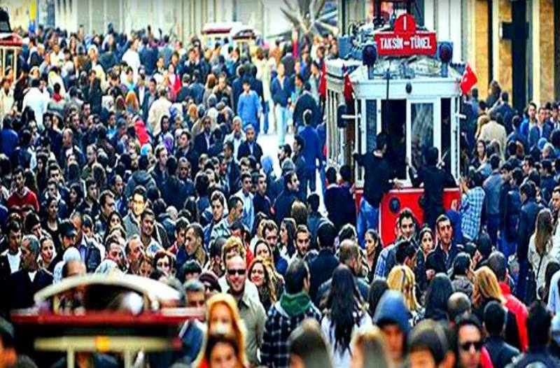населения Турция включает разные народы