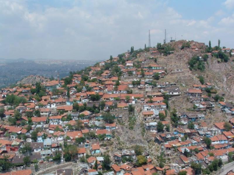 Первые упоминания об Анкаре