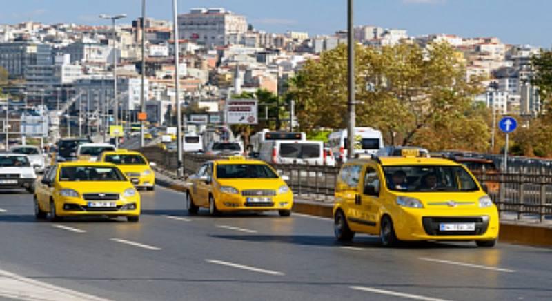 куда едут такси